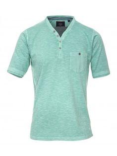 Uninahes Henley T-Shirt - Polos & Shirts - CASAMODA