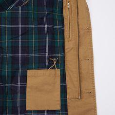 Tribeca Field Jacket - Tan
