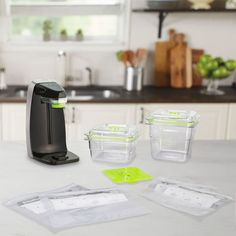 Shop for The FoodSaver® FM1510 Fresh Food Preservation System at Foodsaver.com