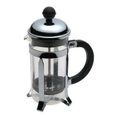 French Press might be the way to go for making a small amount of coffee since Senseo is discontinued in the United States.