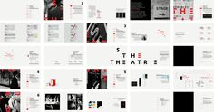 The State Theatre By Fred Carriedo Via Behance Web Design Typography State Theatre Typography Poster