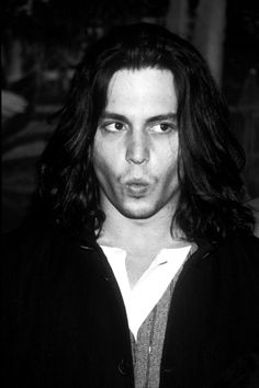 Johnny Depp...Those Lips
