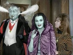 the munsters show at halloween - Yahoo Image Search Results Munsters Tv Show, The Munsters, Munsters House, Cult Movies, Horror Movies, La Familia Munster, Los Addams, Herman Munster, Black Sheep Of The Family