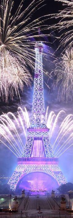 Happy New Years! ~ Paris