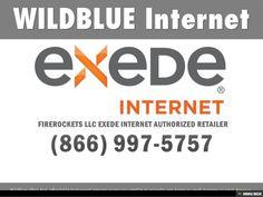 Wildblue Internet is Now Exede http://www.broadbandsp.com