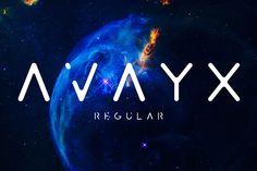Avayx – Free Font