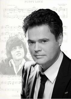 Donny Osmond, Marie Osmond, Osmond Family, Andy Williams, The Osmonds, Personal Photo, Good Music, Puppy Love, My Idol