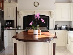 We specialise in manufacturing bespoke solid hardwood worktops. Made from wide planks or single staves of Iroko, Maple, Oak, Walnut, Ash & Cherry. Walnut Worktops, Kitchen Worktop, Wide Plank, Work Tops, Hardwood, New Homes, Profile, Island, American