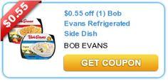 Bob Evans Side Dish Coupon 2/28/13