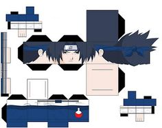 Naruto printables