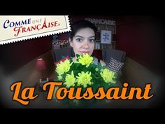 La Toussaint in France – Comme une Française French Teacher, Teaching French, High School French, French Songs, Class Games, French Education, Celebration Around The World, French Classroom, French Resources