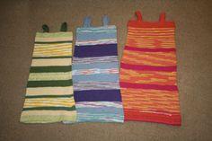 Free Knitting Pattern - Toddler & Children's Clothes: Single Strand Cotton Dress