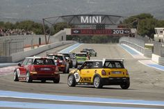 With the finish line in sight, it's time to get those pistons firing. #mini