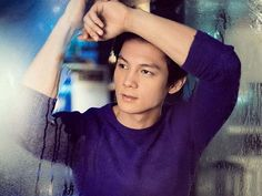 'What's up Celebrities' updates readers on latest development in celebrities' professional and personal life. Asian Celebrities, Celebs, Joseph Marco, Handsome, T Shirts For Women, Guys, Baby, Amor, Celebrities