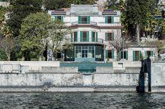 Prestigious historic lake front villa with botanical park Via Regina Carate Urio, Como, Italy – Luxury Home For Sale
