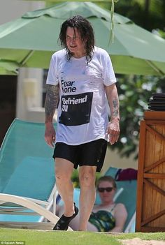 Ozzy Osbourne, Down Hairstyles, Mail Online, Daily Mail, Hawaiian, Dips, Prince, Take That, Sea