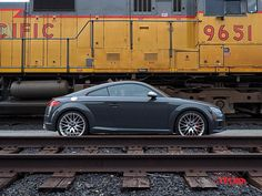 Test drive review of the all-new 2016 Audi TTS Coupe with a stronger, lighter chassis, an amped up engine, and prodigious all-wheel drive handling,