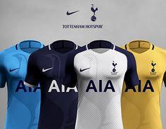 "Check out new work on my @Behance portfolio: ""Tottenham Hotspur Nike concept Shirt"" http://be.net/gallery/46112465/Tottenham-Hotspur-Nike-concept-Shirt"