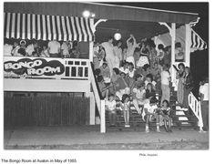Avalon's Bongo Room in the 80's