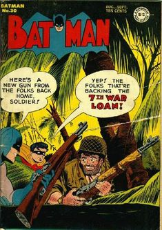 'the truth about wartime propaganda in comics' [article]