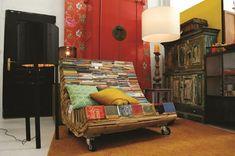 diy deko ideen sessel selber machen antike möbel kleiderschrank wohnzimmer