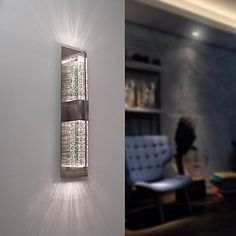 Led Indoor Wall Lamps Aspiring Lemonbest Indoor 2w 6w 8w Led Wall Lamps Ac85-265 Aluminum Decorate Wall Sconce Bedroom Led Wall Light