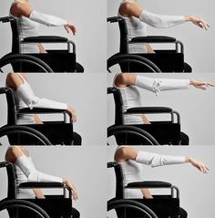 Making fashion more accessible for disabled people, wheelchair users, and everyone! Adaptive Design, Prosthetic Leg, Preschool Special Education, Disabled People, Pattern Blocks, Fine Motor Skills, Business Design, Disability, Clothing Patterns