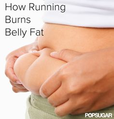 Bye-Bye, Belly: Lose That Pooch on Your Next Run - You've been eating right and exercising for a while, but that stubborn belly fat just won't budge! Along with incorporating foods that fight fat into your diet, here are some ways to burn that pooch away while you are out on a run.