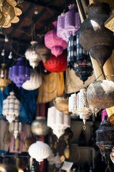 Marrakesh light shades