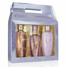 Candie's Coated Sugarplum Blossom Bath and Body Gift Set #kohlsbeauty