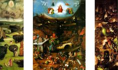 The Daily Muse: Hieronymus Bosch, Painter (1450 –1516) Curated by Elusive Muse http://elusivemu.se/hieronymus-bosch/