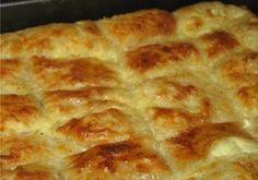 Pita Recipes, Greek Recipes, Cooking Recipes, Cheese Pastry, Cheese Pies, Filo Pastry, Cheese Pie Recipe, Greek Appetizers, Greek Desserts