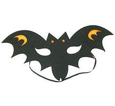 Maska netopýr | Karnevalové kostýmy pro děti i dospělé | PROKARNEVAL.CZ