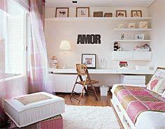 dormitorios juveniles romanticos
