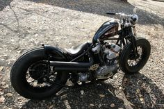 Bobber Inspiration - Knucklehead | Bobbers and Custom Motorcycles | twowheelcruise September 2015
