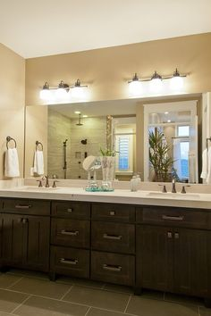 Master Bath by Candlelight Homes (Telluride)