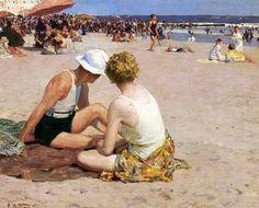 A Summer Vacation - Edward Henry Potthast