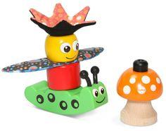BabyTrendwatcher.nl: houten speelgoed met textiel van Gotoy