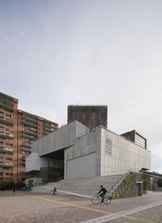 Modern Art Museum of Medellín Extension / Ctrl G + 51-1