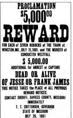How was reward money collected in the Old West? Was it paid out by local law enforcement, banks, the court system, or did it come from some other source? Old West Outlaws, Frank James, Men's Shooting, The Marshall, Billy The Kids, Old Things, Things To Come, Bounty Hunter, Latest Books