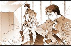 Dick Grayson & Jason Todd/Attack on Titan