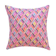 Our 'Cut Crystal' Cushion is a dazzler.Extra special care has been taken during the production of this Limited Edition piece.- Designed and made in Australia - Digitally printed with water based inks (without heavy duty dyes Brisbane Australia, Dyes, Cotton Linen, Cushions, Diy Projects, Throw Pillows, Patterns, Crystals, Printed