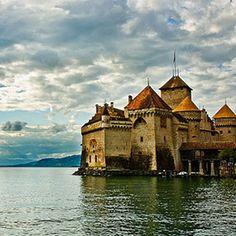 Beautiful Castles Around the World. Via T+L (www.travelandleisure.com).