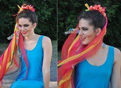 Caro Parisi - Photo Shooting Fiesta de 15 Hair Styles, Beauty, Fashion, Hair Plait Styles, Moda, Fashion Styles, Hairdos, Fasion, Haircut Styles