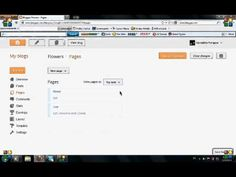 """old interface http://www.youtube.com/watch?v=wISQMJWxGuE&feature=plcp HOW TO ADD SUB TABS :))) There's a gadget call """"link list"""" under basic category's -SELE..."""