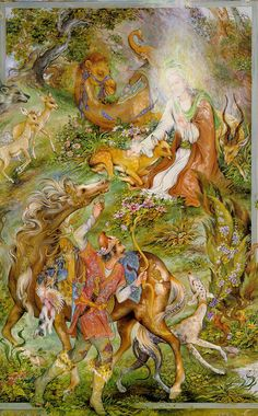 The+Guarantor+of+The+Gazelle+by+Farshchian.deviantart.com+on+@deviantART