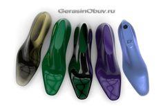 3D моделирование для производства обуви и пошива обуви на заказ по мерке.