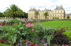 Luxembourg Palace - Paris