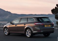 2011 Ford Mondeo Wagon