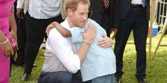 Oh Look, There Goes Prince Harry Being Unbelievably Cute Again
